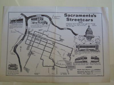 1930 Streetcar Lines